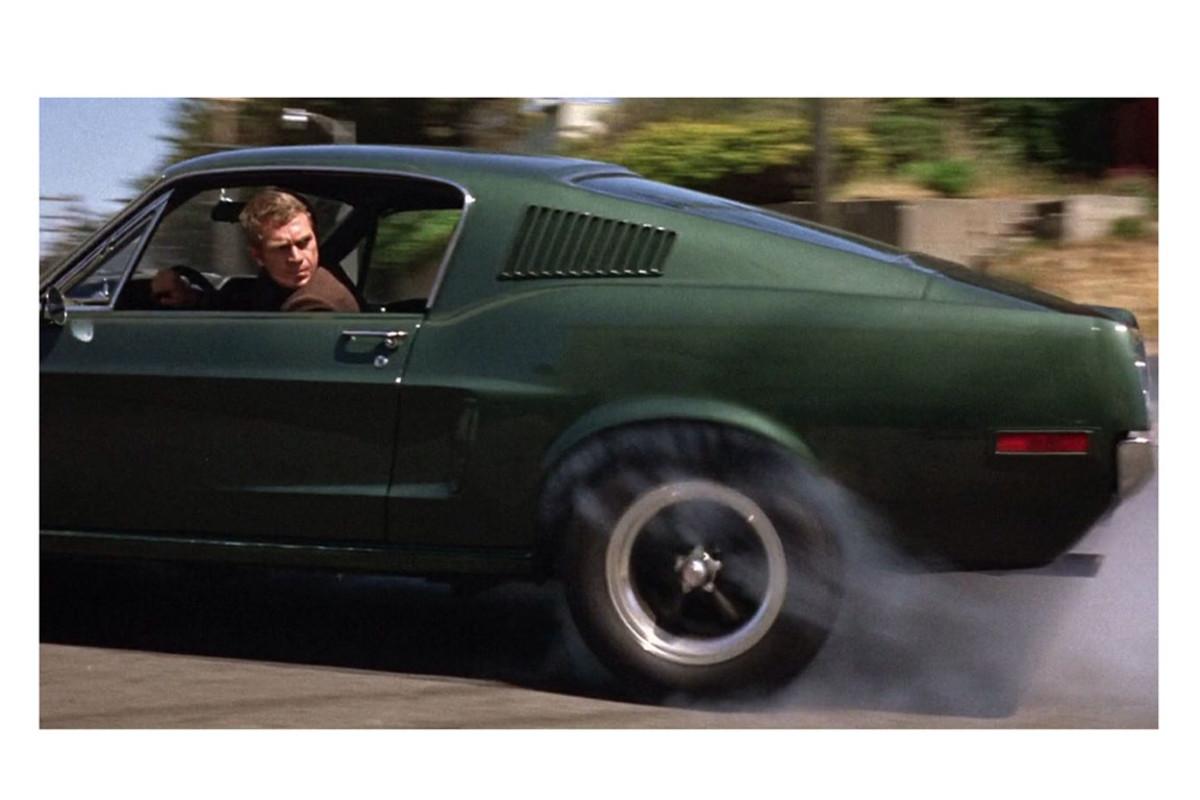 Bullitt Warner Bros via IMDB