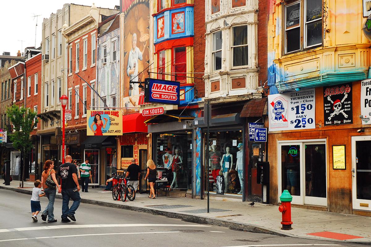 22 pennsylvania James Kirkikis:Shutterstock