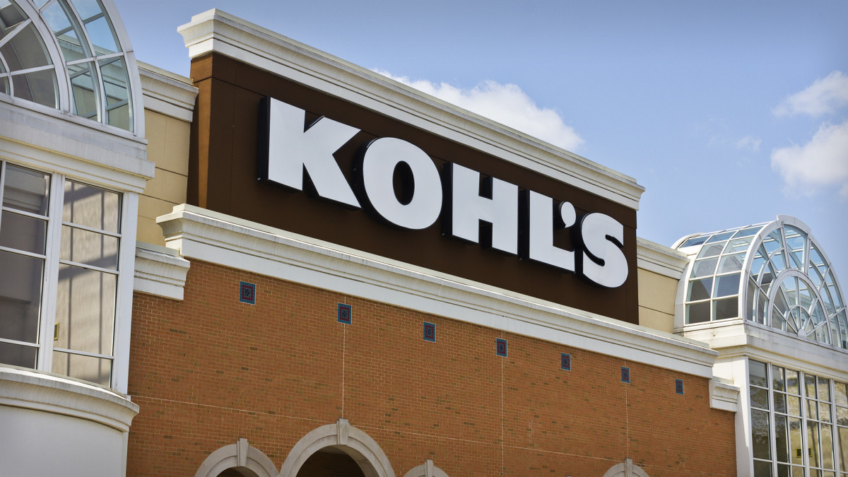 Kohl's Stock Slumps On 'Double Downgrade' From Bank of America Linked to Supply Chain Pressures