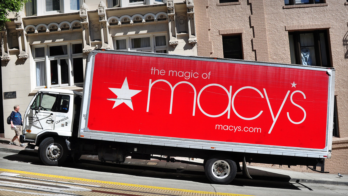 Will Macy''s Split Its E-commerce and Brick-and-Mortar Businesses?