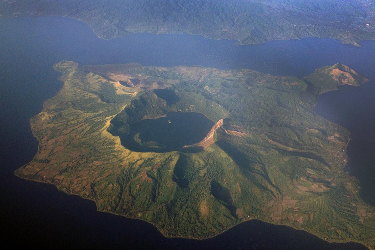 Taal, Volcano Island