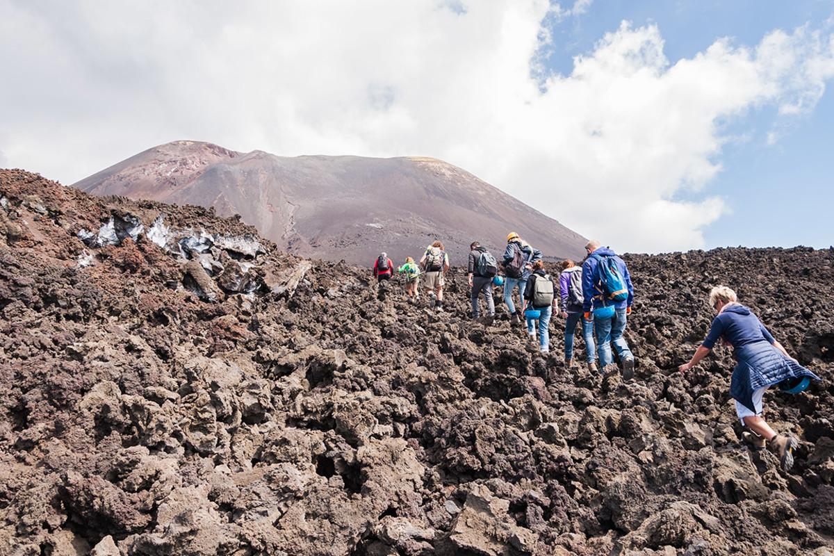 Mt. Etna, 2015