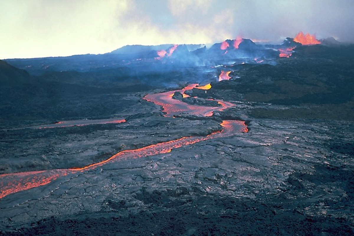 Mauna Loa, 1984