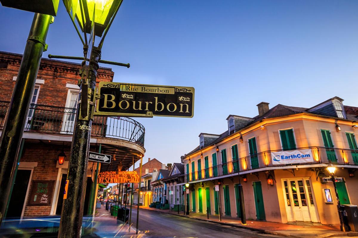 20 Louisiana new orleans f11photo : Shutterstock