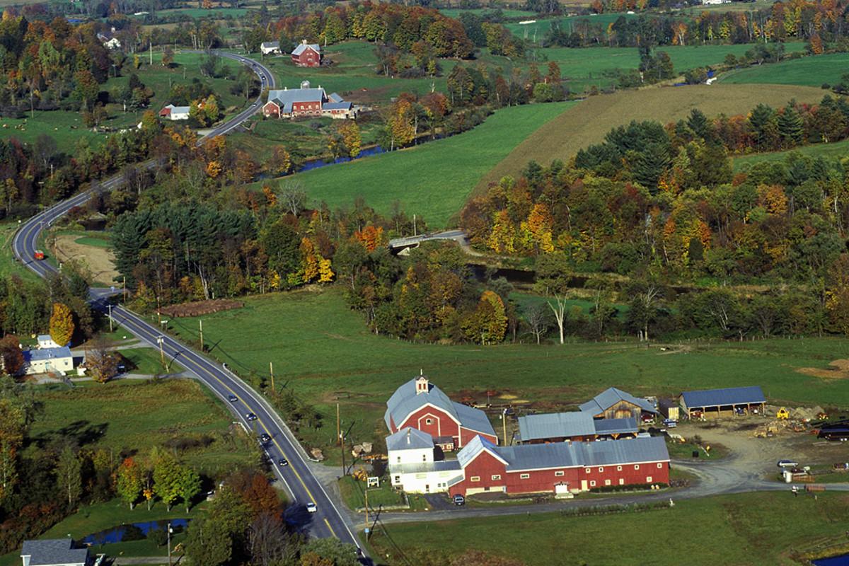 5 Vermont stowe sh