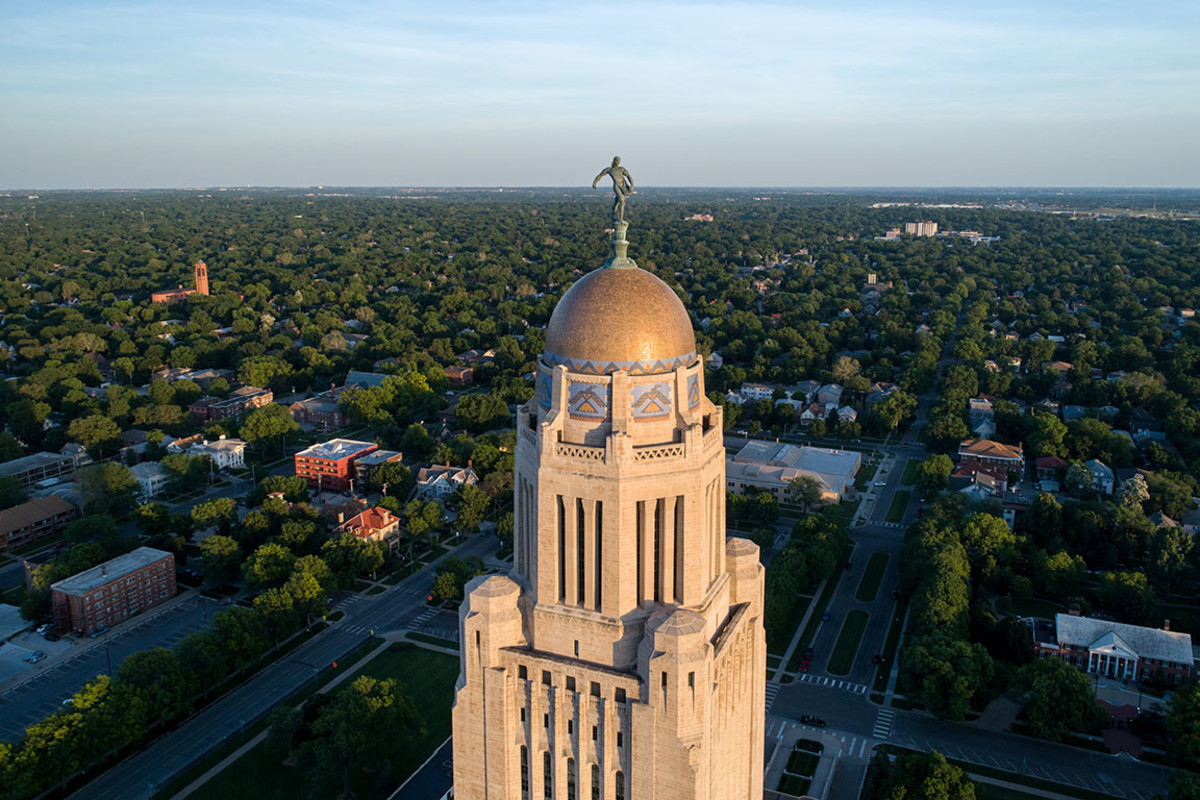6 Nebraska capitol sh