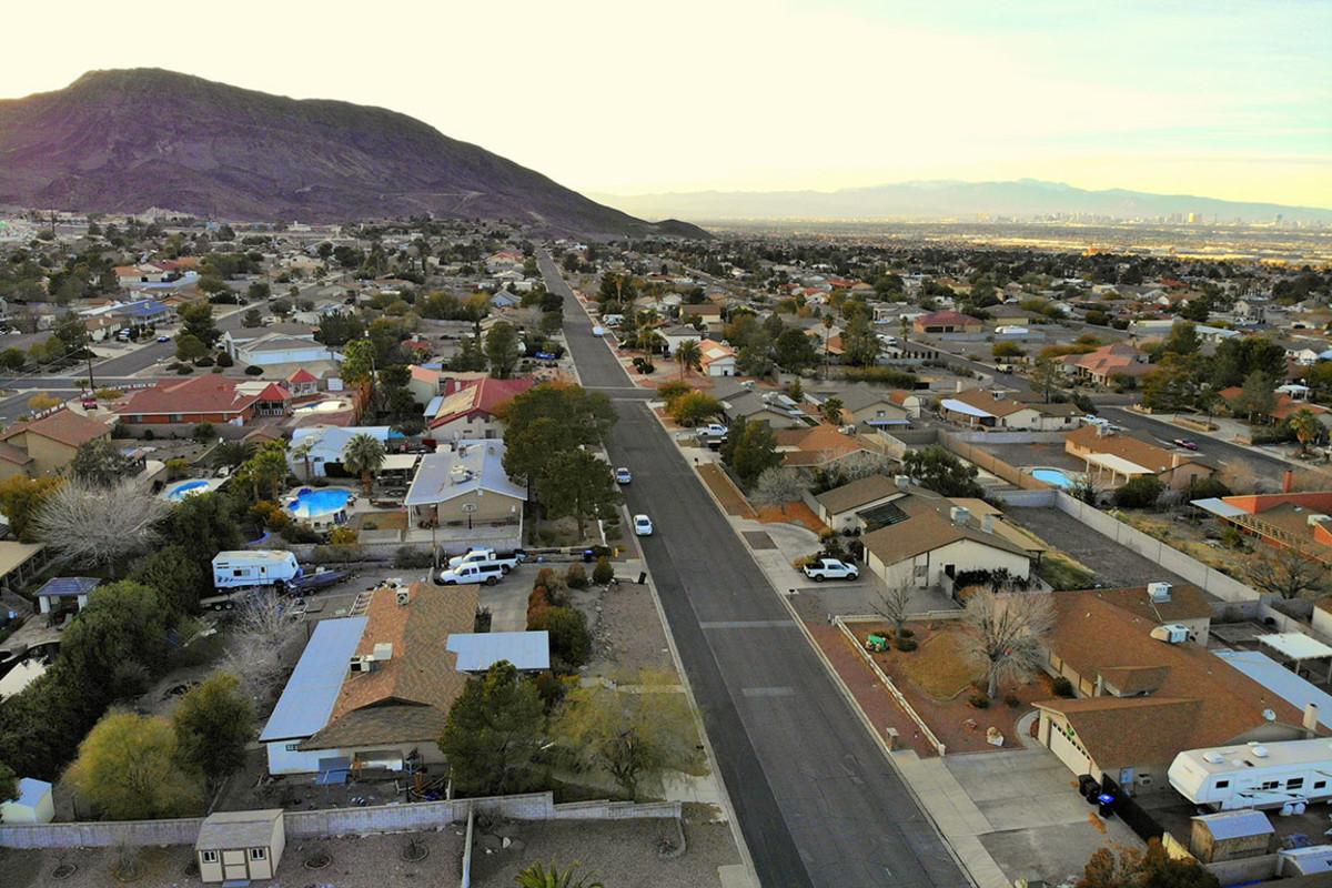 27 Nevada henderson Khairil Azhar Junos : Shutterstock