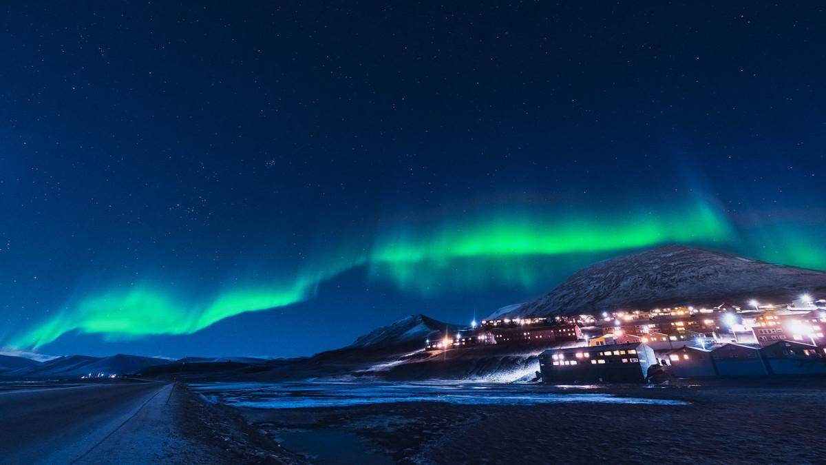 15 Longyearbyen Norway sh