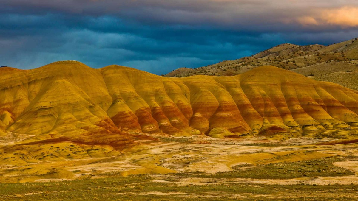 29 John Day Fossil Beds NM sh
