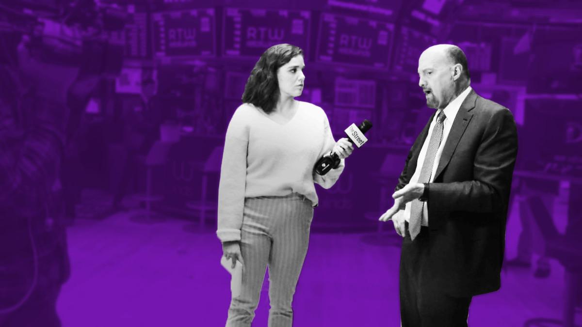 Jim Cramer Weighs In on the Coronavirus, Intel and Cult Stocks