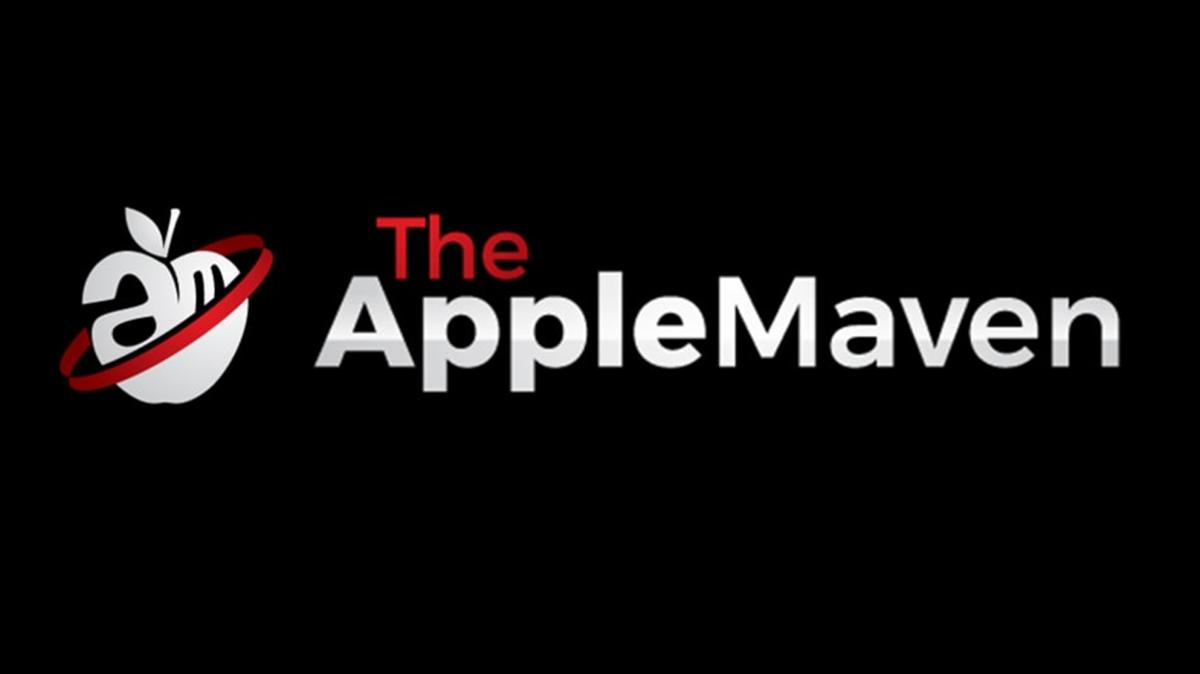 The Apple Maven Logo