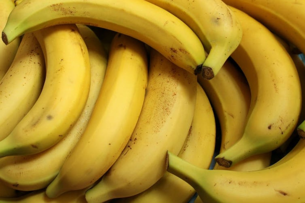 Are these bananas environmentally friendly? Technology can help consumers decide. (Pixabay)