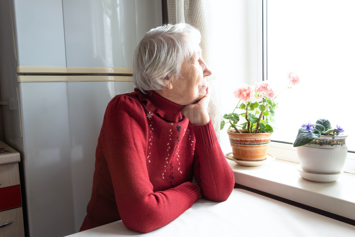 How to Help Older, Isolated Adults