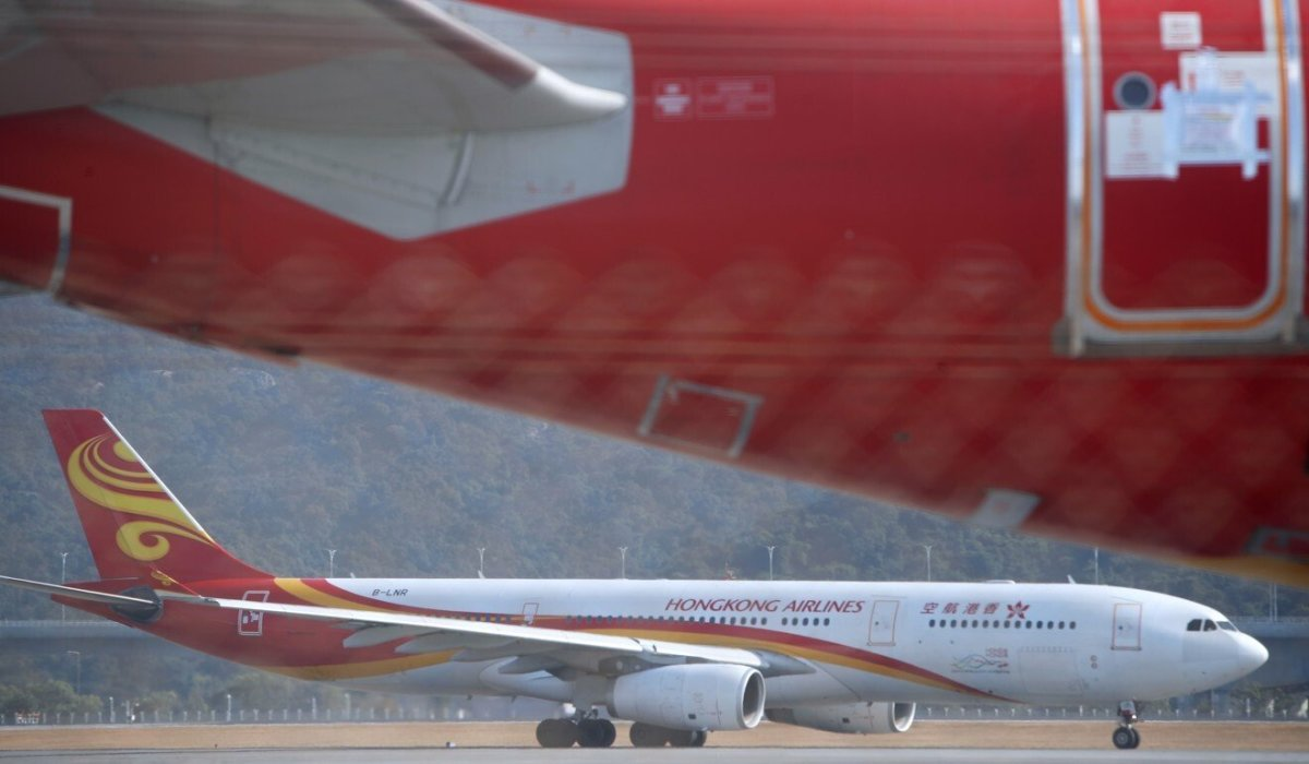 Hong Kong Airlines owner HNA Group has been looking to sell the carrier for over a year now. Photo: Winson Wong