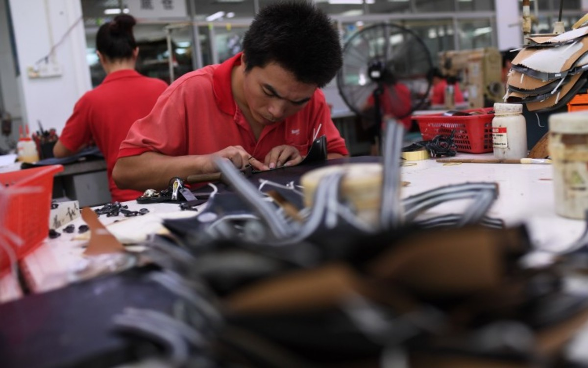China's Migrant Workers Facing End Of An Era As The World's Factories Winds Down Amid Coronavirus, US-China Trade War