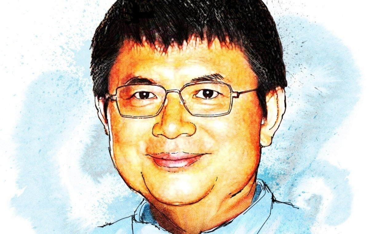 Chinese billionaire Xiao Jianhua, the founder of the Tomorrow Group but his business empire is believed to be much more extensive than what is publicly known. Illustration: Henry Wong