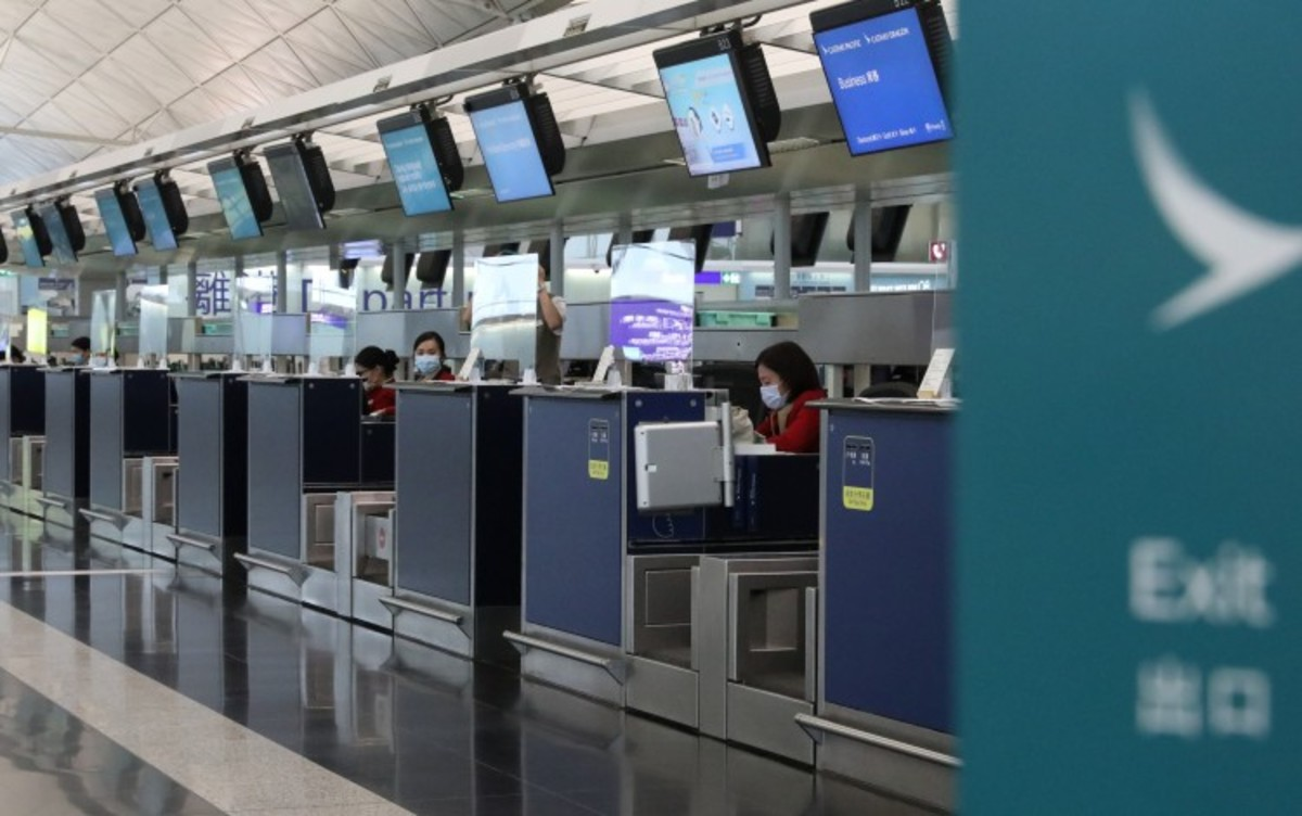 Hong Kong Transit Passengers Give Cathay Pacific A Lift To Start Second Half Of The Year