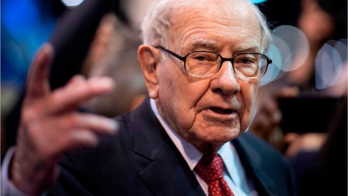 Warren Buffet picture.