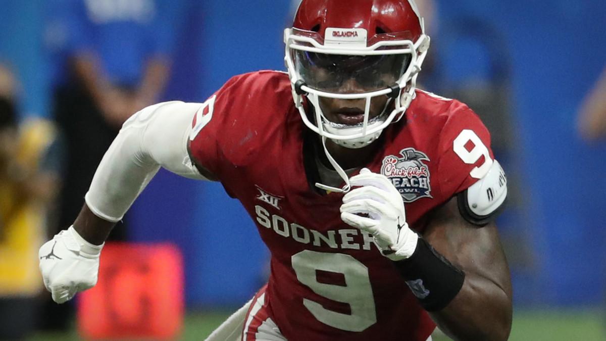 College Football Texas Oklahoma Lead