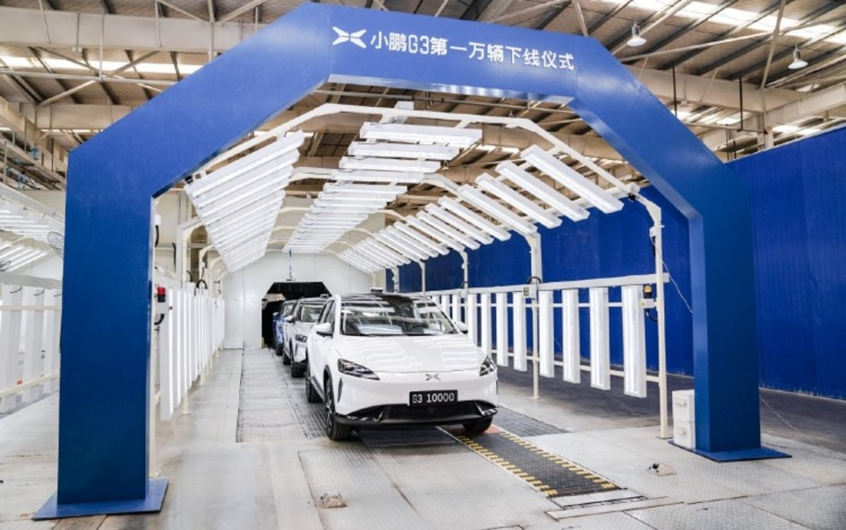 Xpeng's US$1.5 Billion IPO Is The Largest Ever By A Chinese Electric Car Maker In The US