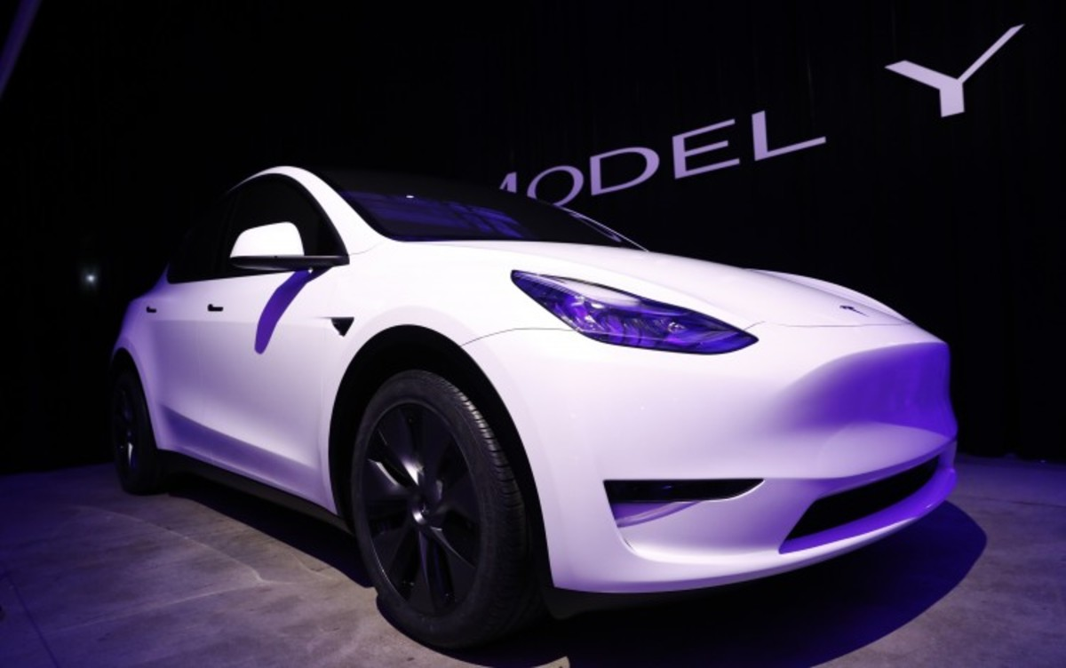 Tesla to Recall 9,537 Vehicles Including Model X...