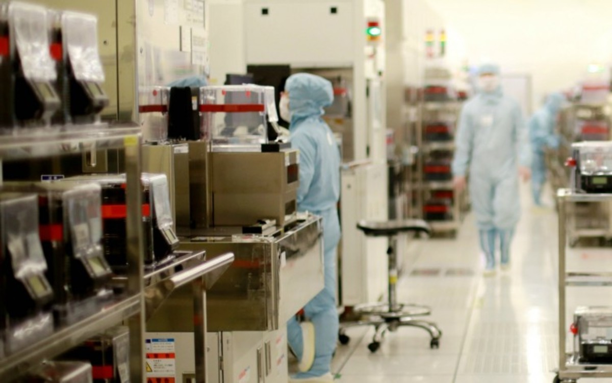 US Threat To Target China's Biggest Chip Maker SMIC Risks Undermining Drive To Boost Domestic Tech Sector