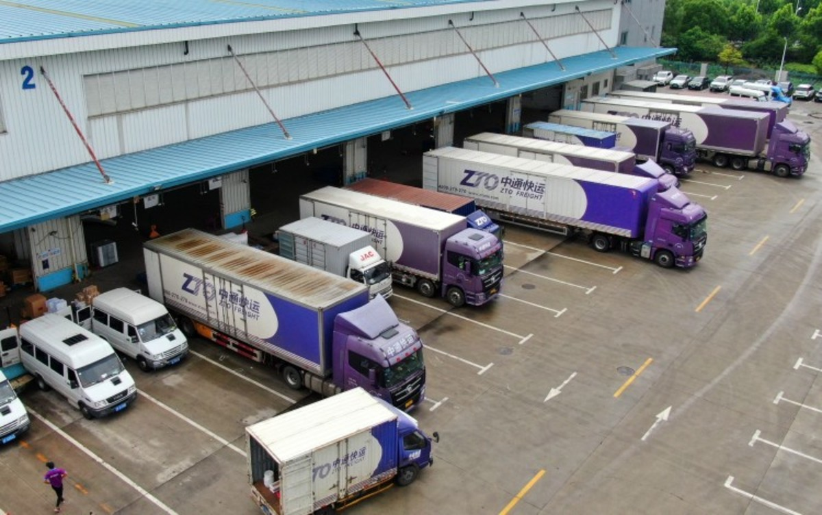 NYSE-listed Chinese Delivery Firm ZTO Express To Raise Up To US$1.6 Billion In Hong Kong Secondary Listing