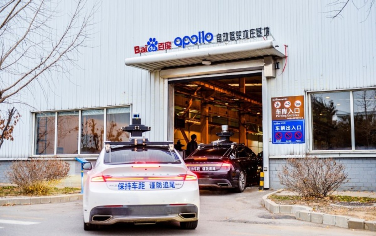 Baidu Apollo Head Says Technical Issues And High Costs Likely To Delay Full Roll-out Of Robotaxis Until 2025