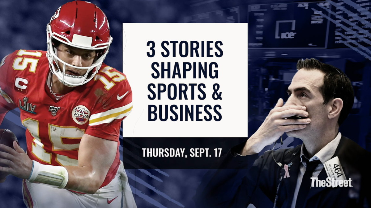Nfl Coronavirus Testing Top Stories Sports And Business News Sept 17 Thestreet