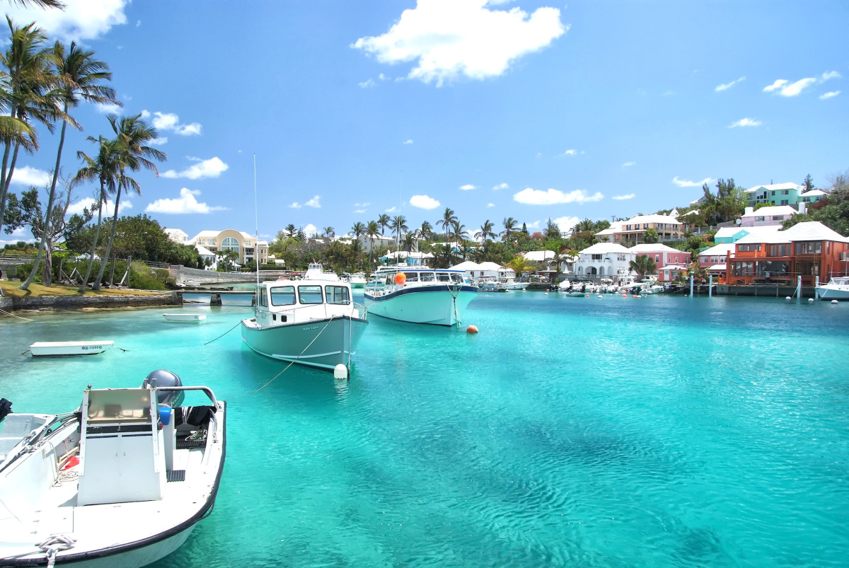 Trip to Bermuda? That might just be tax deductible.