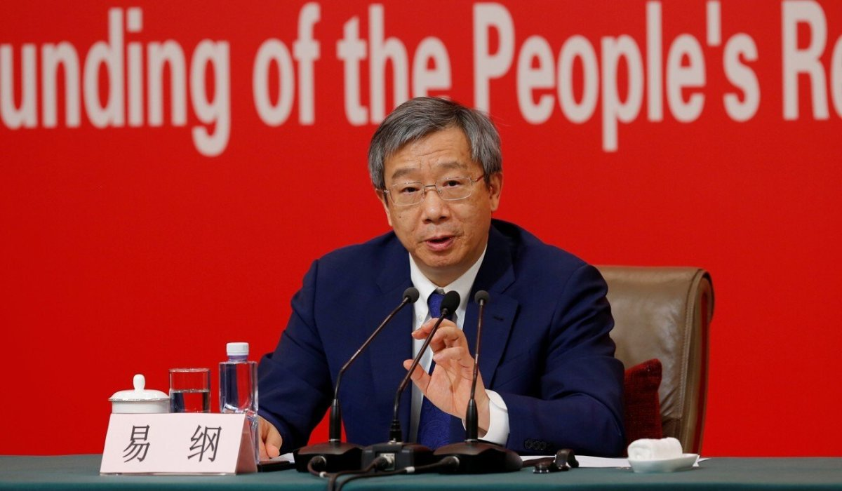 Yi Gang warned that quantitative easing could prove hard to quit. Photo: Reuters
