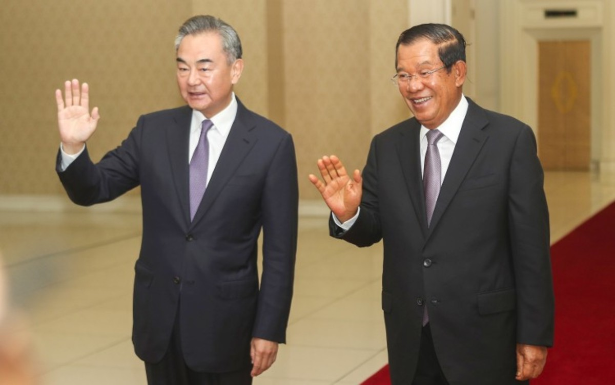 China And Cambodia Seal Free-trade Deal, Funding For 'priority' Projects
