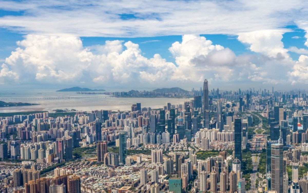 China Unveils Plan To Turn Shenzhen Into 'core Engine' Of Reform