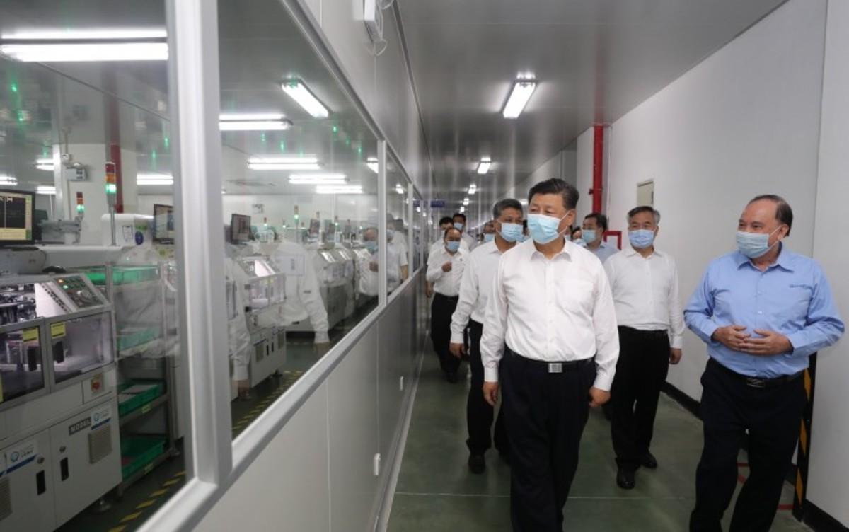 Chinese President Xi Jinping Urges Push Towards Hi-tech Independence