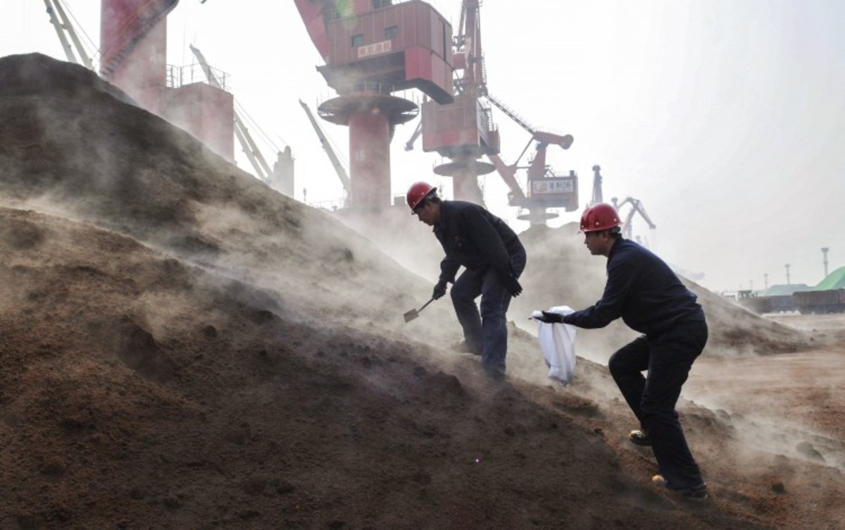 Brazil Mining Giant Vale Agrees Deal With China Port To Expand Iron Ore Handling Capacity