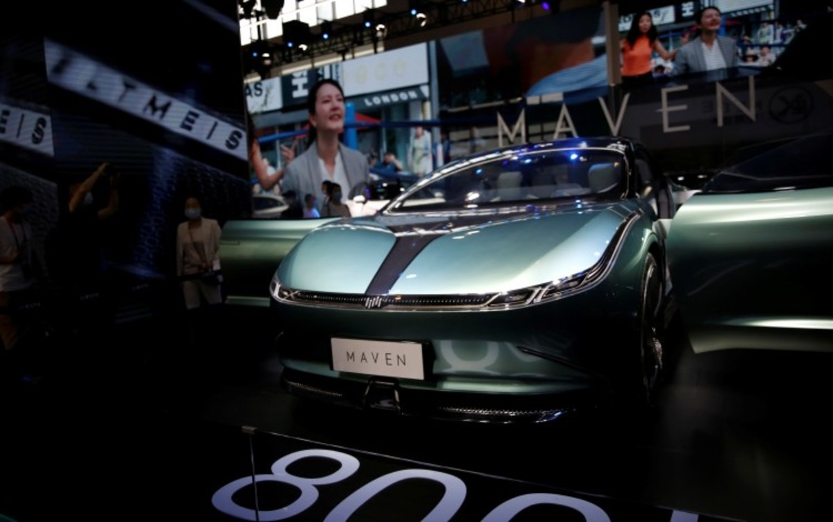 Shanghai Electric Carmaker WM Motor Kicks Off Star Market Listing Process