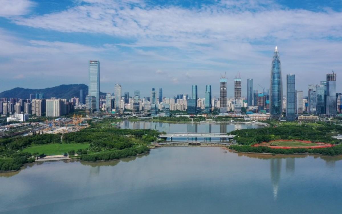 Shenzhen's Tech Hub Status Turbocharged By Beijing's Plan To Introduce Digital Yuan, Big Data Protections