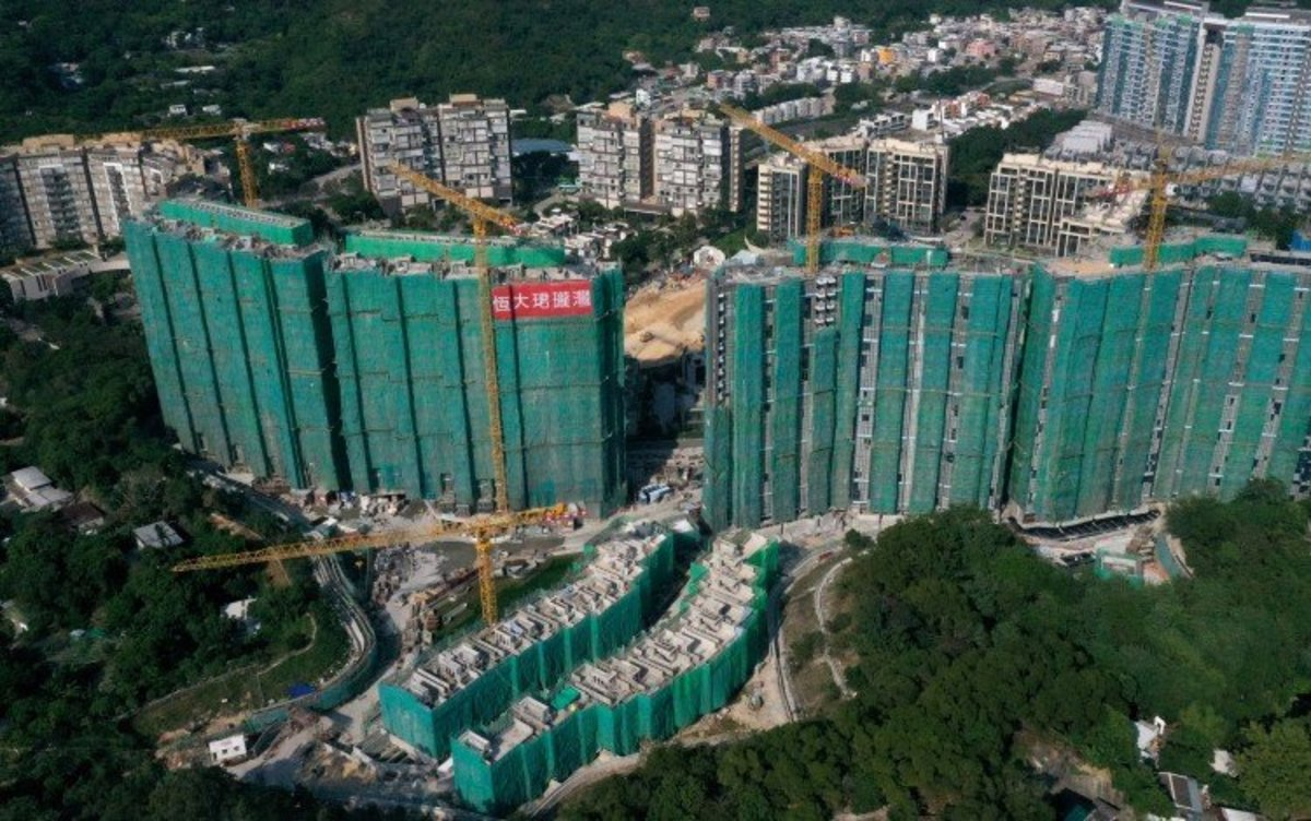 China Evergrande Fails To Offload Leftover Units At The Emerald Bay Phase 2 Project In Hong Kong