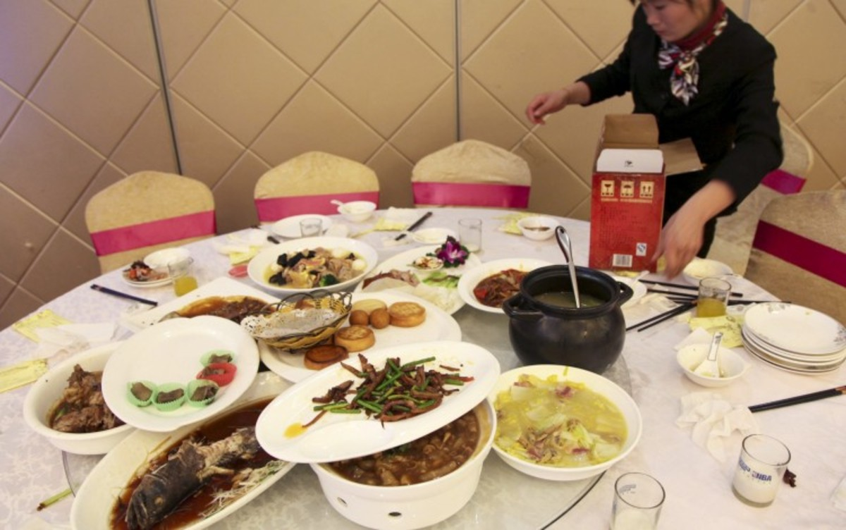 China Speeds Up Draft Law Against Food Waste As Nation Strives To Feed 1.4 Billion People