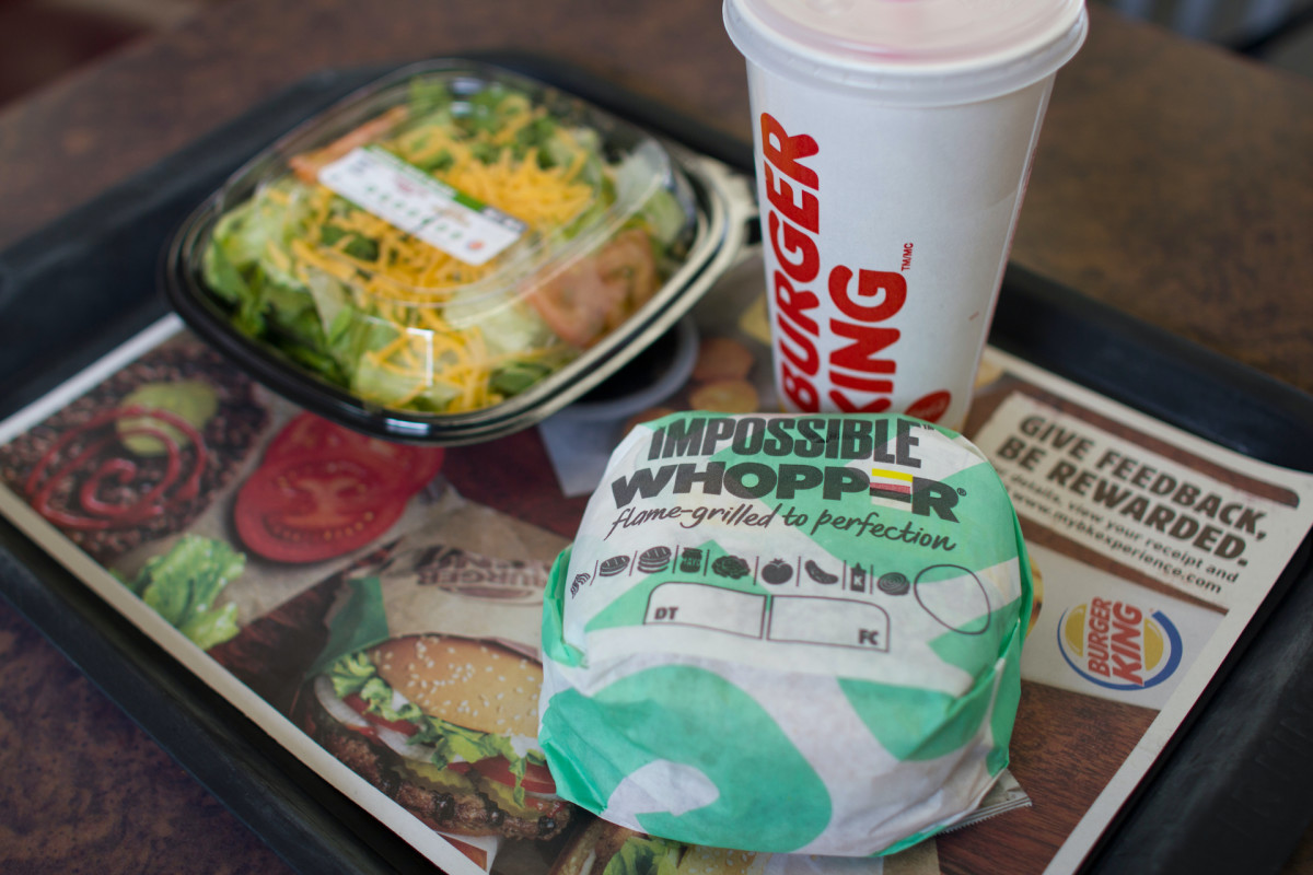 Four Ways to Make Cheap Fast Food Healthier