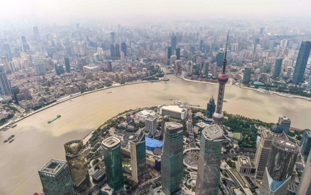 China Repeats Opening Up Pledges In Drive To Lure Foreign Investors Into Shanghai