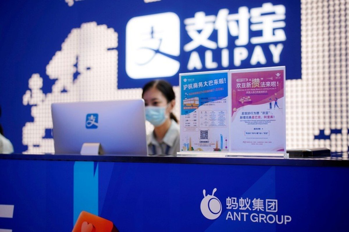 The level of demand for Ant Group shares in Hong Kong triggered a mechanism to make more shares available for retail investors. Photo: Reuters
