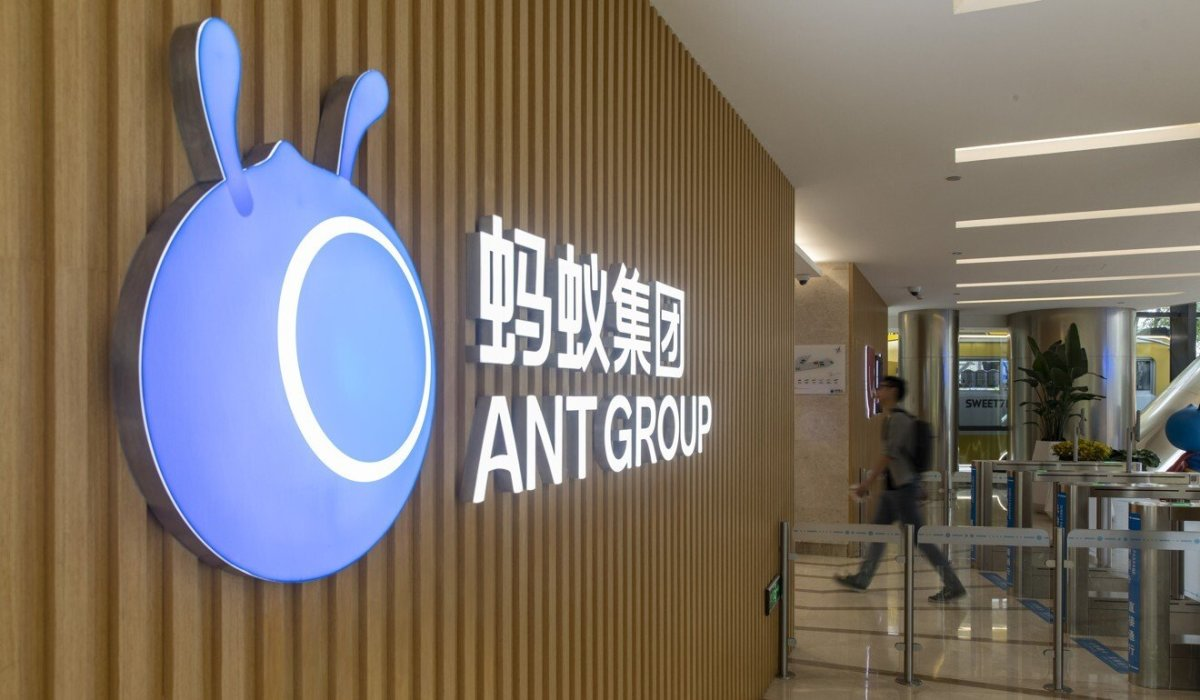 Jack Ma's Ant Group has a record high number of investors and subscription money for its IPO closes on Friday noon. Photo: Bloomberg