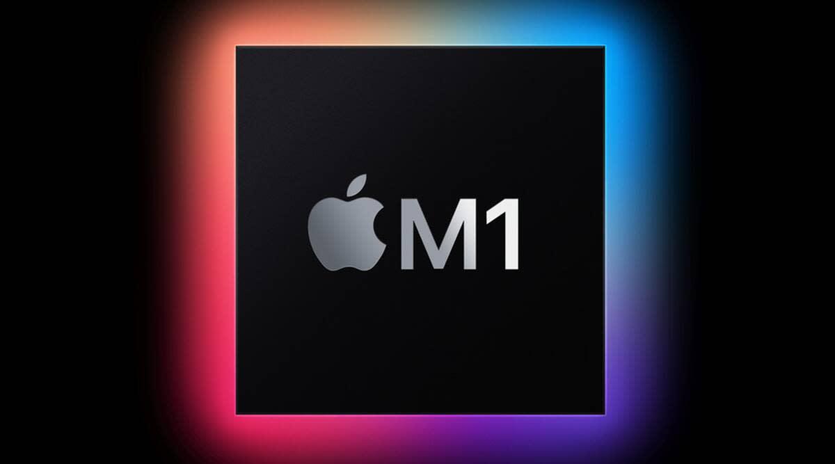 Figure 1: Apple's M1 chip.