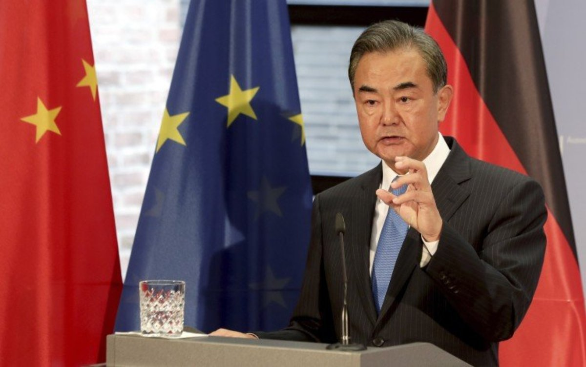 China Reminds EU To Chart Its Own Course As European Leaders Reach Out To Biden