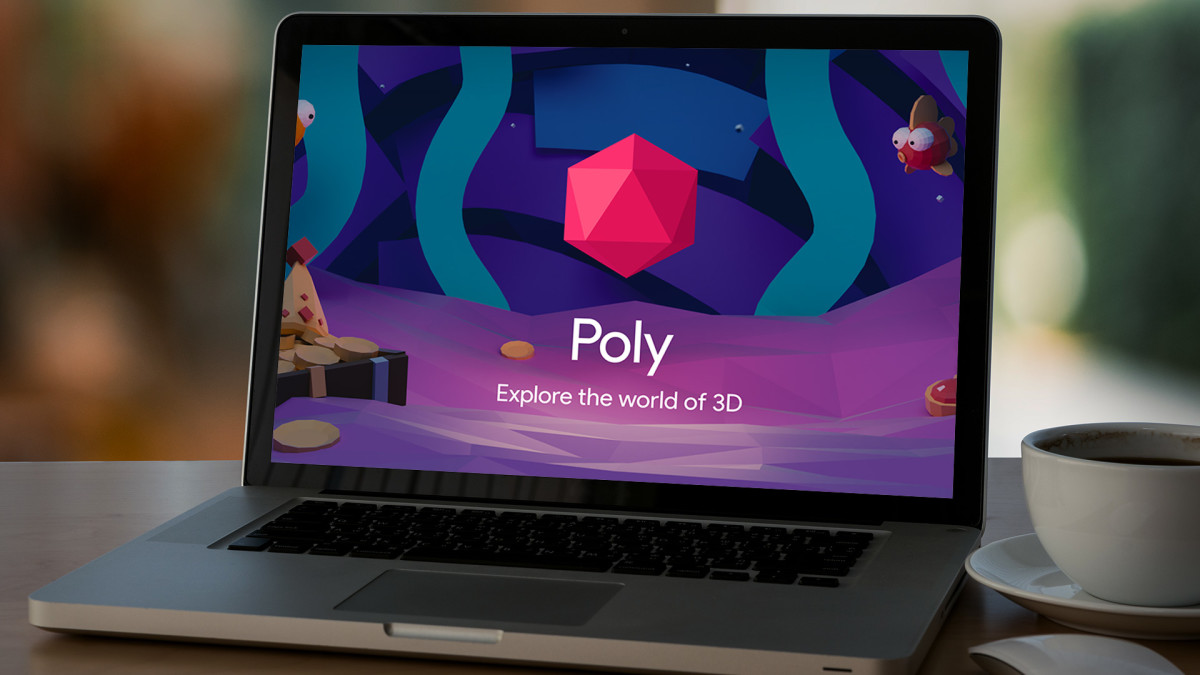 Google Will Close 3D Platform Poly in June