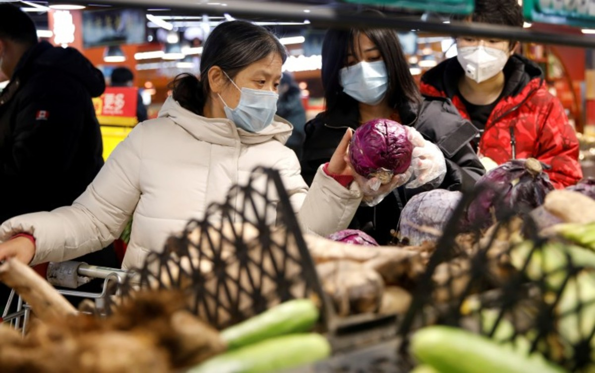 China's Economy Reports Consumer Deflation For The First Time In 11 Years
