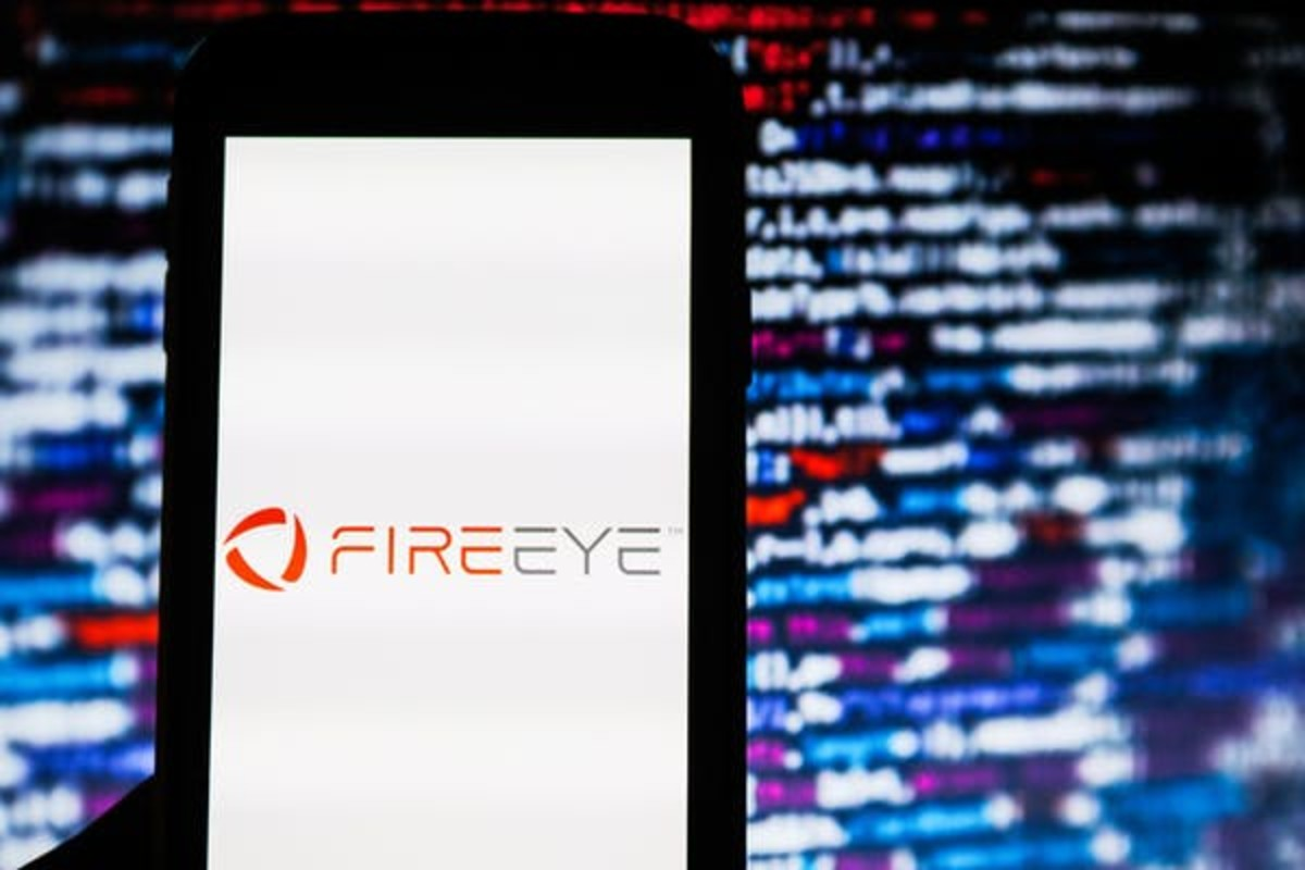 One of the targeted organizations, cybersecurity firm FireEye, would be a poor choice for cybercriminals but highly desirable for the Russian government or other adversaries of the U.S. SOPA Images/LightRocket via Getty Images