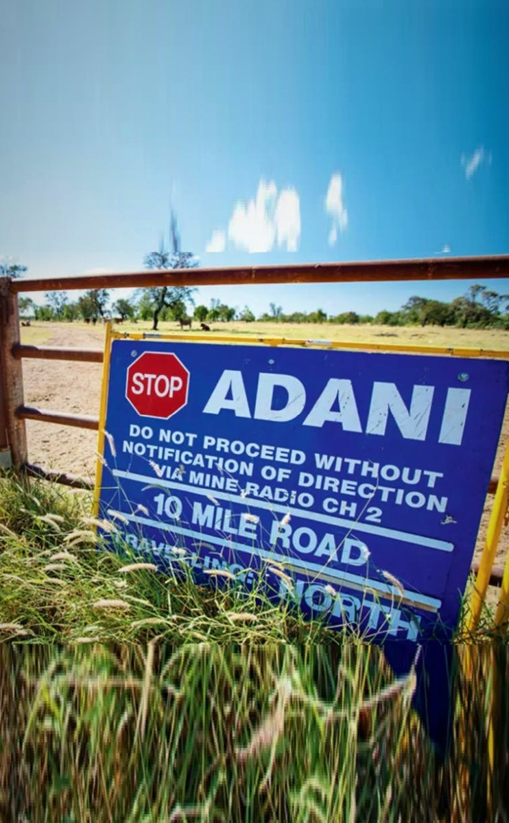 Adani Mining is now Bravus Mining.