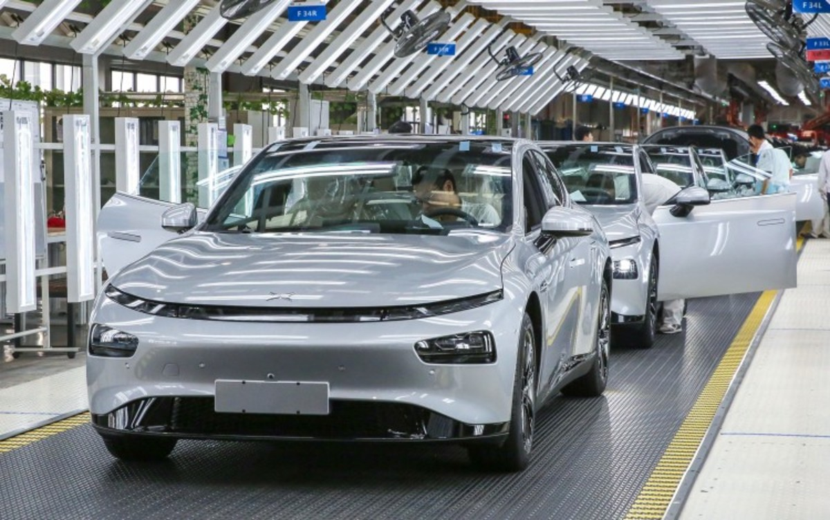 Xpeng's US$1.98 Billion Credit Line From State-owned Banks Suggests China Is Throwing Weight Behind Leading Electric Vehicle Firms